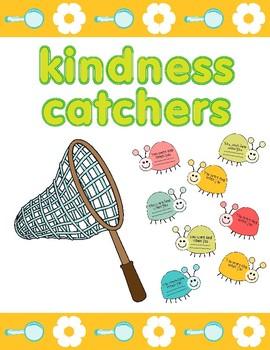 Bulletin Board Activity - Kindness Catcher