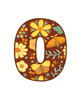 Bulletin Board Alphabet - Autumn Tapestry