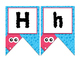 Bulletin Board Banner letters -Monster Theme