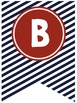 Bulletin Board Banners - Nautical Theme