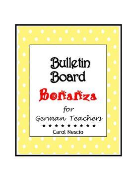 Bulletin * Board Bonanza for German Teachers