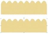 Bulletin Board Border - Medium Waves