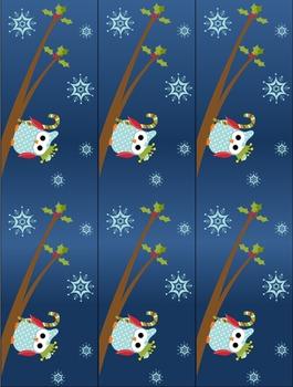 Bulletin Board Borders - Christmas Set 1