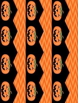 Bulletin Board Borders - Halloween Set 2