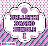 Bulletin Board Bundle I
