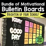 Bulletin Board Bundle of Motivational Sayings