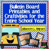 Bulletin Board Bundle for the Entire Year