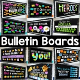 Bulletin Board Bundle for the Whole Year