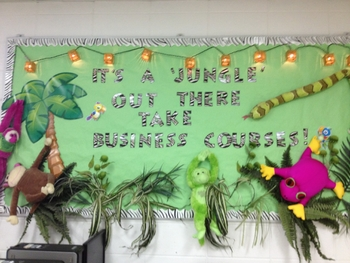 Bulletin Board-Business