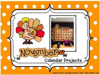 Bulletin Board Calendar: Creative Monthly Student Art Disp