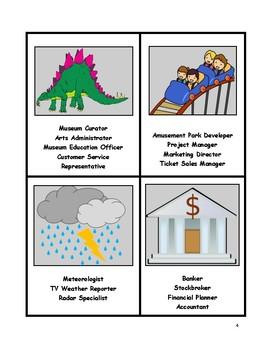 Bulletin Board: Careers & Math