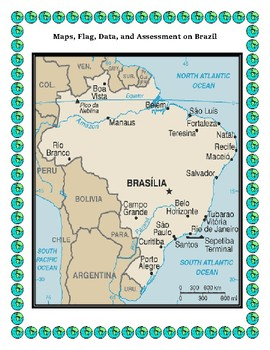 Bulletin Board - Countries of South America - Maps, Flags, Data and Assessment