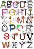 Bulletin Board Decor-Animal Letters Alphabet