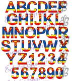 Bulletin Board Decor-Superman Letters