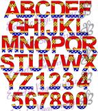 Bulletin Board Decor-Wonder Woman Letters Alphabet