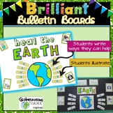 Earth Day Activities and Bulletin Board-Heal the Earth