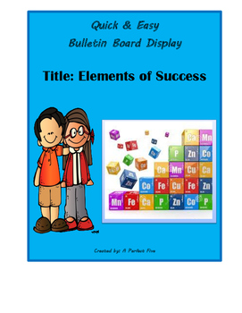 Bulletin Board: Elements of Success