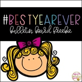 Best Year Ever Bulletin Board Freebie