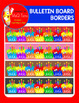 Bulletin Board Fun Cupcake Borders