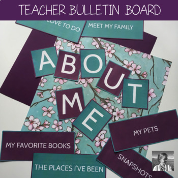 Bulletin Board: Get to Know the Teacher