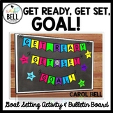 Back to School Bulletin Board Goal Setting