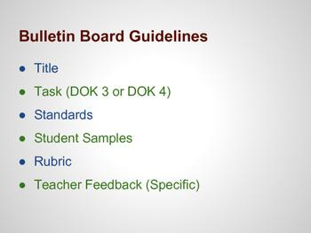 Bulletin Board Guidelines