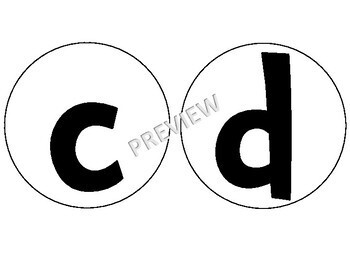 """Bulletin Board Header Letters and Numbers 5"""" Circles - Use the ENTIRE YEAR!"""