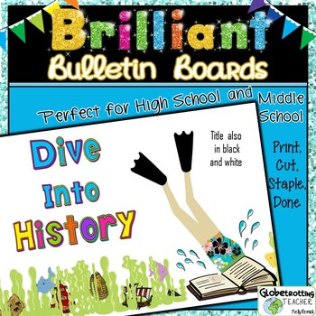 Bulletin Board - History (Dive Into History)