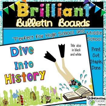 Bulletin Board - History (Dive Into History)