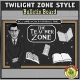 Bulletin Board Idea Teachers and Students