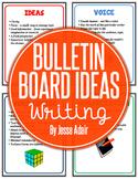 Bulletin Board Ideas: English Writing