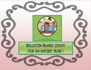 Bulletin Board Ideas For The Entire Year Part I