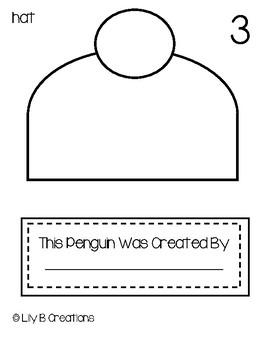 Bulletin Board Idea - Penguins