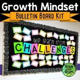 Growth Mindset Bulletin Board Kit
