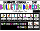 Bulletin Board Kit: Punctuation