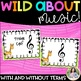 Bulletin Board Kit: Wild About Music! Set 3, Parts of the
