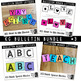 Bulletin Board Letters Bundle #3 KG Fonts
