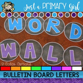 ~*Bulletin Board Letters: Chalk