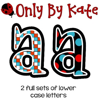 Bulletin Board Letters, Funness, Print Your Own
