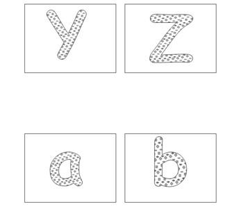 Bulletin Board Letters: Math Operations: Comic Sans Font