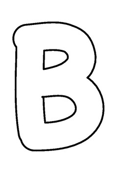 Bulletin Board Letters, Numbers and Symbols