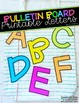 Bulletin Board Letters - Presley