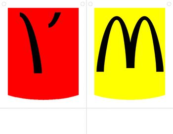 Bulletin Board McDonald's