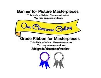 Back to School - OUR CLASS GALLERY ** ORIGINAL ARTWORK
