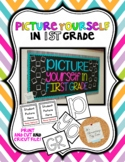 Bulletin Board: Picture Yourself in First Grade