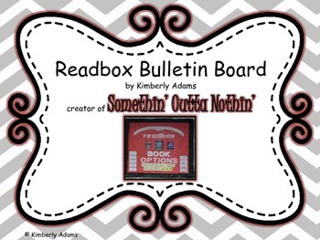 Reading Bulletin Board (Readbox)