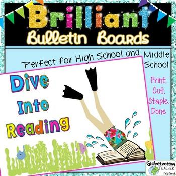 Bulletin Board - Reading (Dive Into Reading)