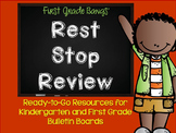 Bulletin Board Review Cards