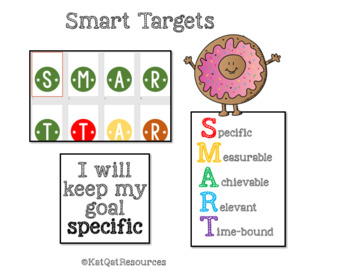 Bulletin Board - SMART Targets