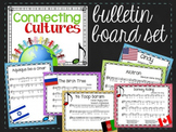 Bulletin Board Set {Connecting Cultures}